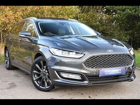 used ford mondeo 2 0 tdci 180 vignale nero powershift 5dr. Black Bedroom Furniture Sets. Home Design Ideas