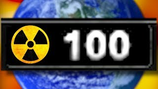 All Nations get 100 Nukes Hearts of Iron 4 HOI4 Waking the Tiger