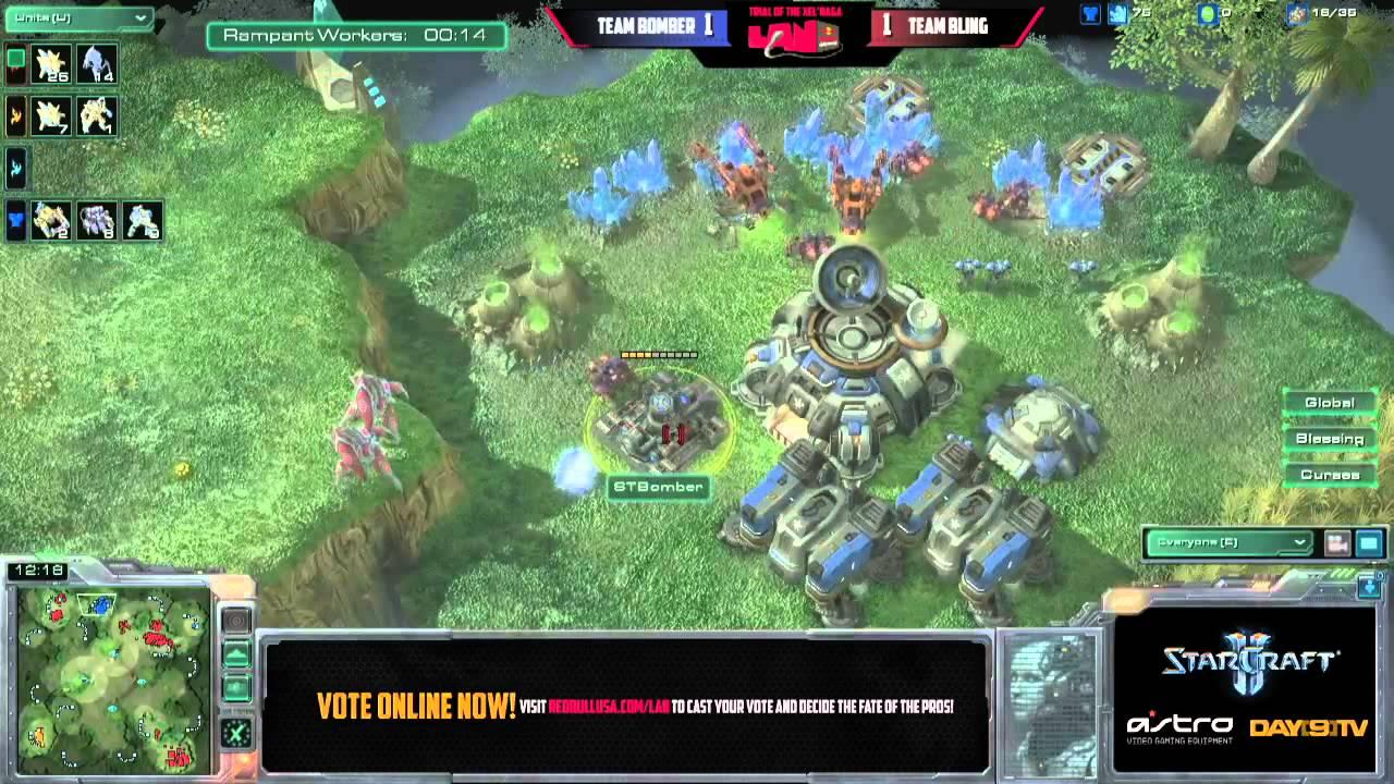 Team BlinG vs Team Bomber G3 Red Bull Seattle Round of 8 Match D