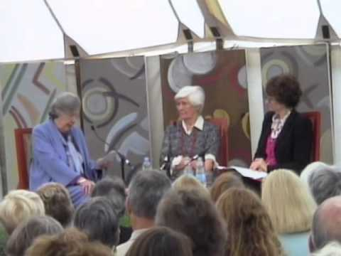 Older & Wiser: Jane Gardam and Penelope Lively with Nicolette Jones