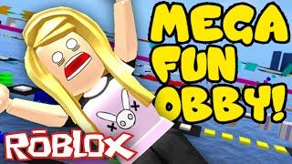 Roblox | Mega Fun Obby | 570 Obstacles!