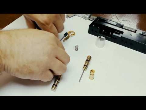 КИТ под полнотелые пули для PCP пневматических винтовок ATAMAN