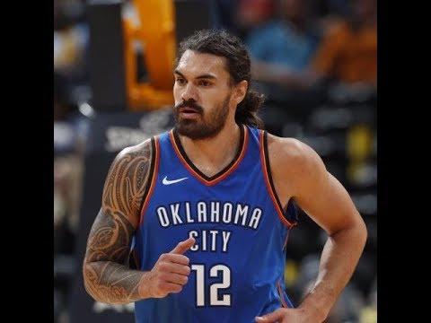 Steven Adams Crush players with his screens