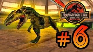 GIGAnotosaurus || Warpath Jurassic Park (PS1) Ep 6 [ Jurassic Park Month ]