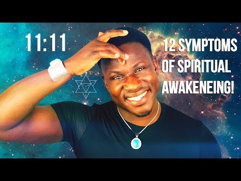 12 Symptoms of Spiritual Awakening -...