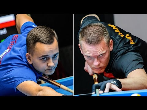 2016 China Open - Konrad Juszczyszyn vs Niels Feijen