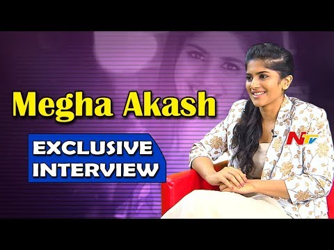 Gorgeous Actress Megha Akash Exclusive Interview || #LIE Movie || Nithin, Arjun || NTV