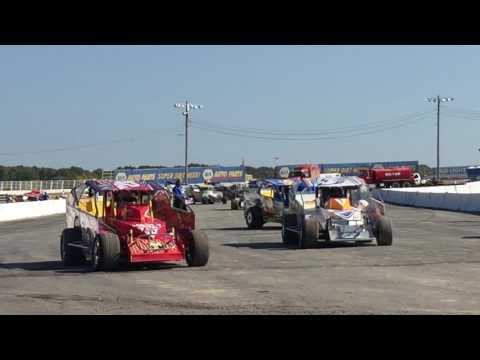 Super DIRT Week racers compare Oswego Speedway to New York State Fair track