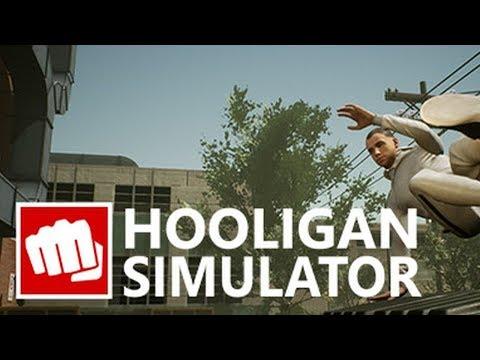 Hooligan Simulator - Announcement Trailer