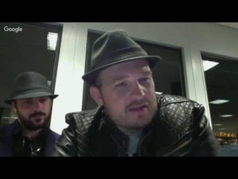 LIVE STREAM Q&A from Salt Lake City Airport During a Layover with Jason Lanier