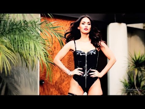 Megan Fox - Sexy Frederick's Of Hollywood Commercial
