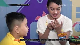 Balita Kanker Mata Butuh Bantuan - Warna Warni.