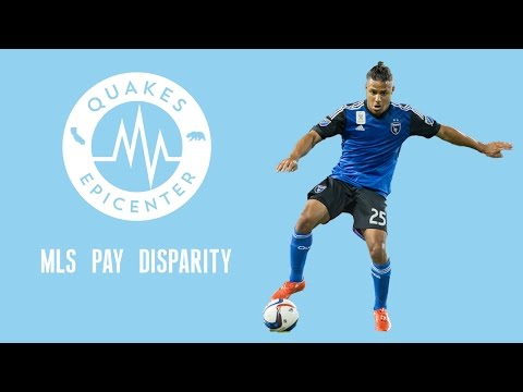 Quincy Amarikwa: What is it like to play in a league with such a large pay disparity?