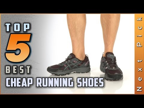 Top 5 Best Cheap Running Shoes Review in 2020