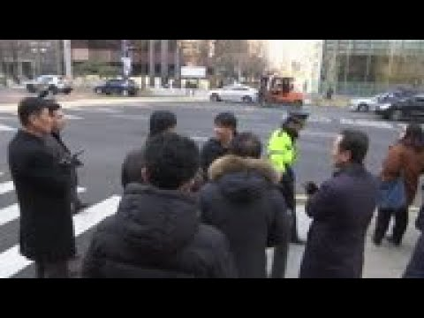 Protest in Seoul against Indian PM's peace award