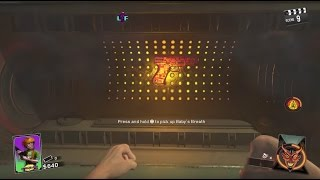 IW Zombies - ZiS Power & Pack A Punch Walkthrough for Zombies in Spaceland