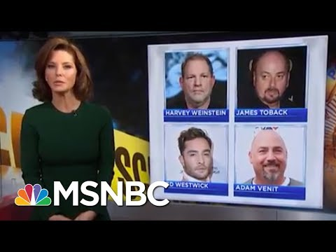 Los Angeles Police Department Is Cracking Down On Hollywood Sex Crimes | Velshi & Ruhle | MSNBC