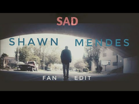 SAD SHAWN MENDES EDIT! For every fan out there.