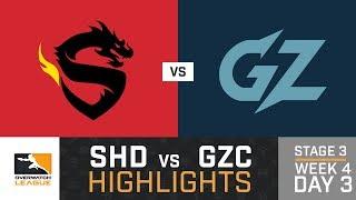 HIGHLIGHTS Shanghai Dragons vs…