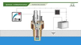 WIE ES FUNKTIONIERT - Duplex Thermoschalter 3071