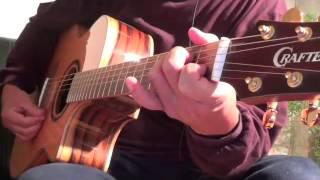Bolero- Nhung Ngay Xua Than Ai - Guitar Cover