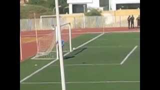 جانب من مباراة سريع غليزان/  شباب باتنة يوم 12 -09-2014 الرابطة المحترفة الثانية