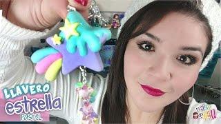 FÁCIL✔   Llavero Estrella / Star chain
