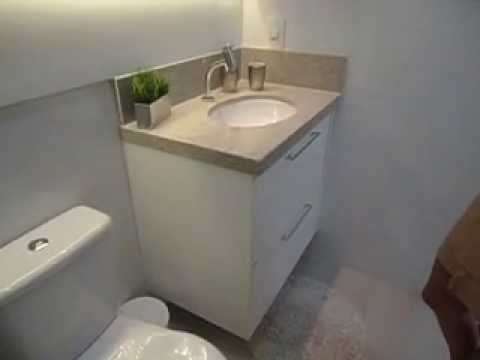 #474355 Arquitetas mostram como decorar banheiros pequenos  480x360 px modelo de banheiro simples e pequeno