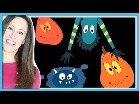 Halloween Songs for Children Jack O Lantern, Dem Bones | Nursery Rhyme Lyrics | Patty Shukla