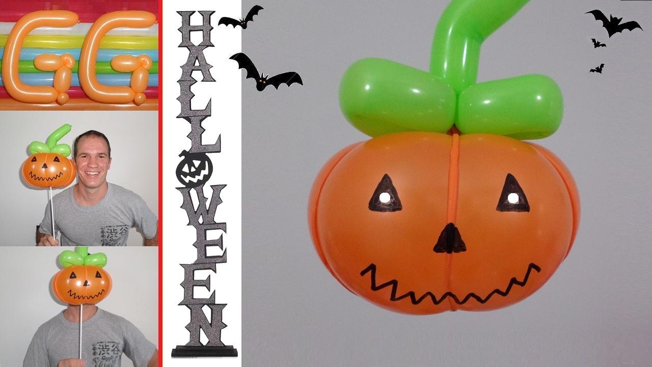 Decoraci n de halloween como hacer calabazas de - Decoracion calabazas para halloween ...