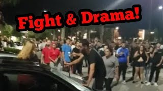 FIGHT AT CAR MEET! Honda Baby Mama Drama! Episode 1!