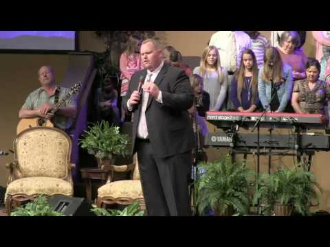 Dr. Tommy Steele - Raising Cain But God Is Still Abel