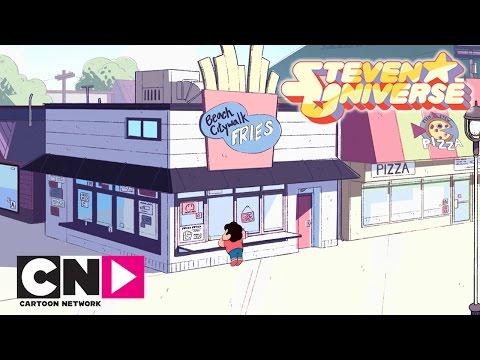 Steven Universe | Off Menu | Cartoon Network Africa