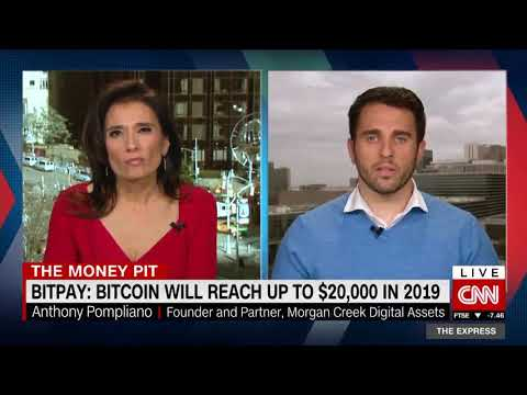BITPAY: Bitcoin Will Reach Up To $20,000 In 2019