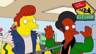 Simpsons Hit and Run Deutsch Gameplay #11 - Apu in der Windelkrise