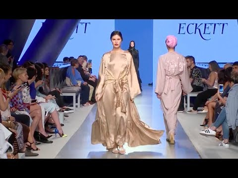 Zoe Eckett Couture | Full Show | Ready Couture | Arab Fashion Week | Fall/Winter 2017/18