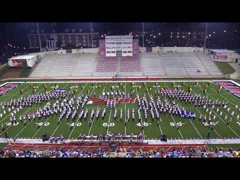 JSU Marching Southerners (AL) (9/21/2017)