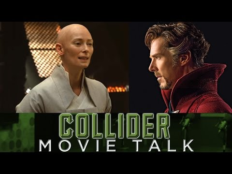 Collider Movie Talk - Marvel Issues Statement On Ancient One Casting For Doctor Strange