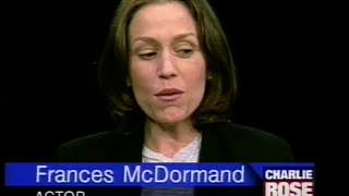 """The Coen Brothers And Frances Mcdormand Interview On """"fargo""""  1997"""