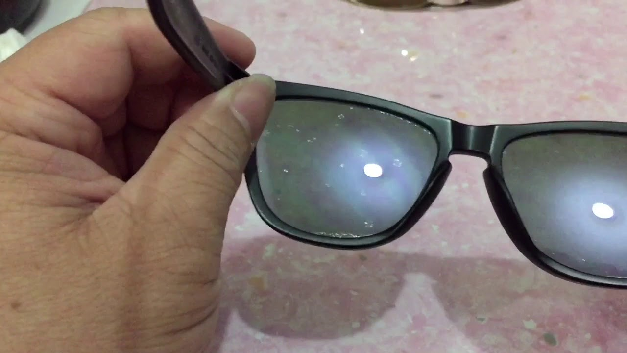 what to do when your oakley lens starts to peel youtube rh youtube com