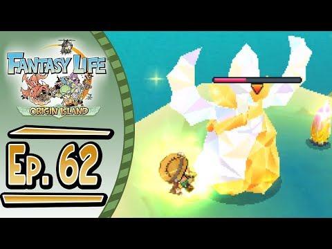 Fantasy Life - Origin Island :: # 62 :: GOD MINER!!!