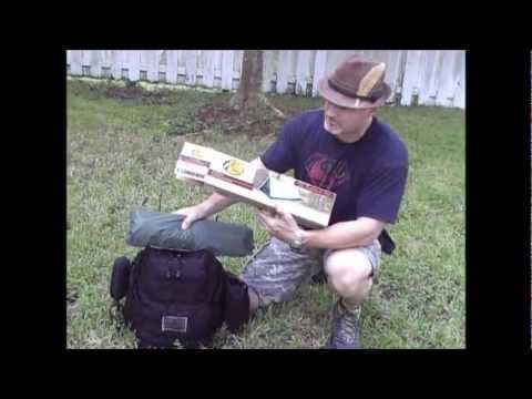 1 Person Bivy/Tent- Review & 1 Person Bivy/Tent- Review - YouTube