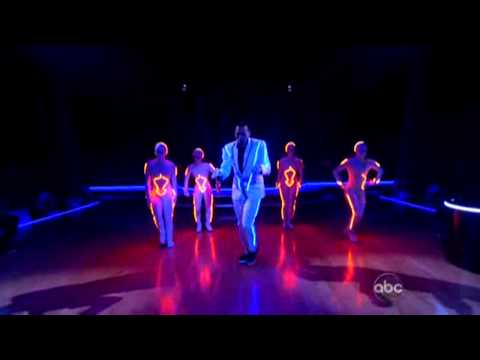 Chris Brown  on Dancing With The Stars
