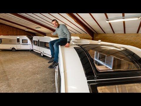 Adria, Hobby eller Knaus? Bedste 5 Meters Campingvogn?