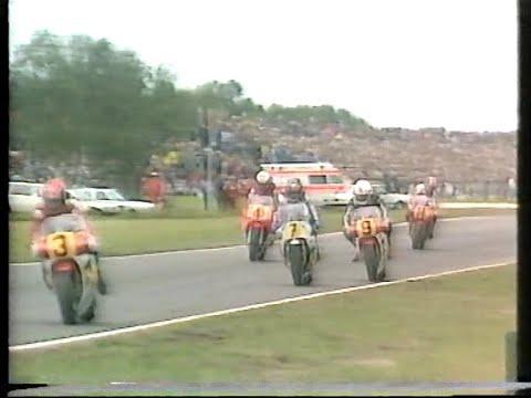 MotoGP - 500cc GP - Dutch TT - Assen 1984.