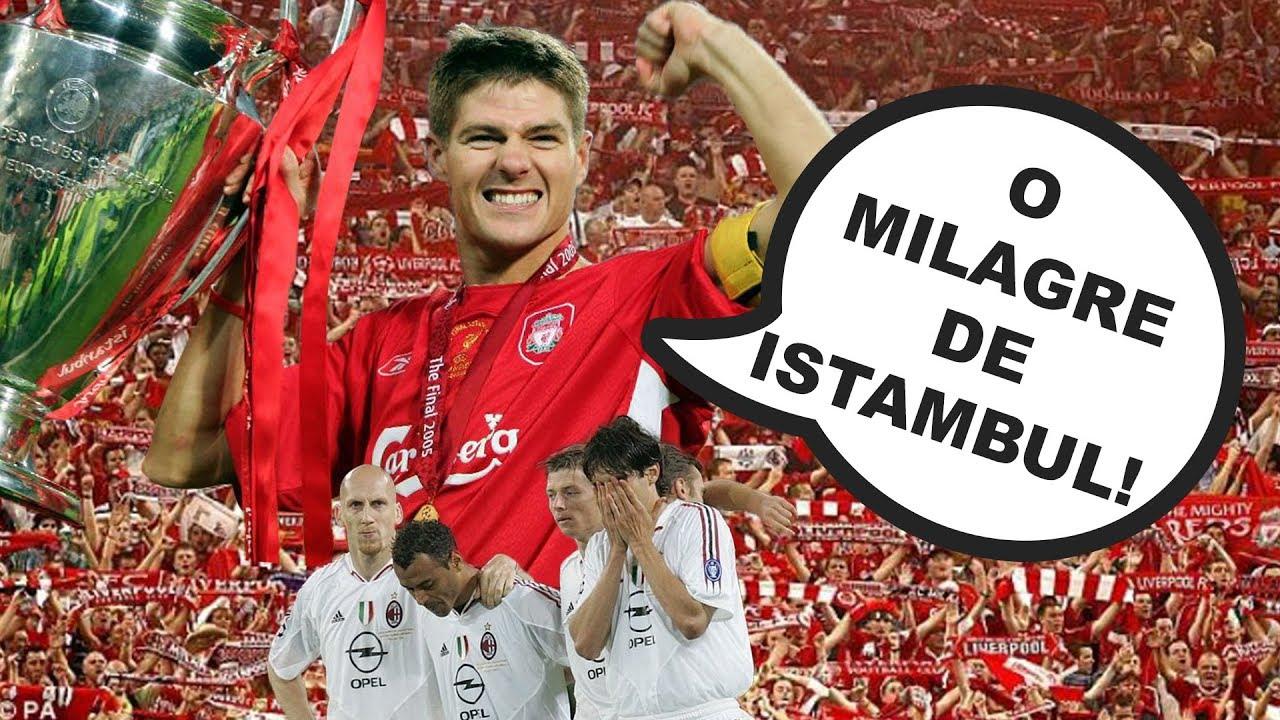 ee0c5d199e9 Liverpool 3 x 3 Milan em 2005  o MAIOR JOGO da HISTÓRIA  - YouTube