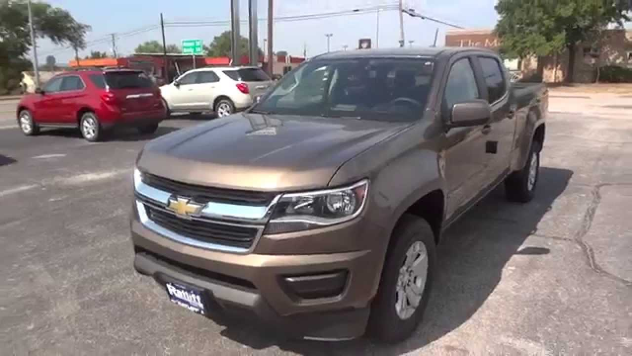 2015 chevrolet colorado z71 2wd review youtube. Black Bedroom Furniture Sets. Home Design Ideas