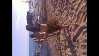 Отдых на Иссык -куле, Кыргызстан(Решили повеселиться на пляже :-):-):-):-):-), 2013-08-18T16:16:45.000Z)