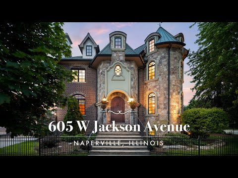 Welcome To 605 Jackson Ave Naperville, IL 60540 | The Ville Realty
