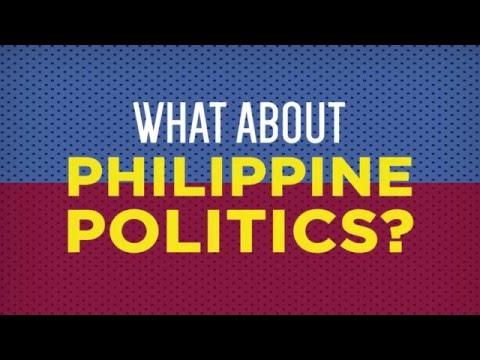 What About Philippine Politics?